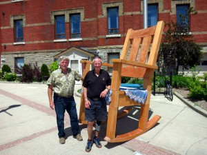 OHC Rocking Chair tour 2015 - Arnprior May 3 2015