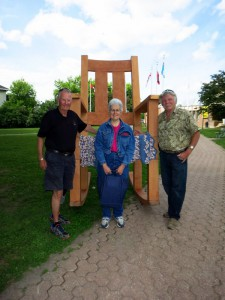 OHC Rocking Chair tour 2015 - Renfrew with Lynne Kobus